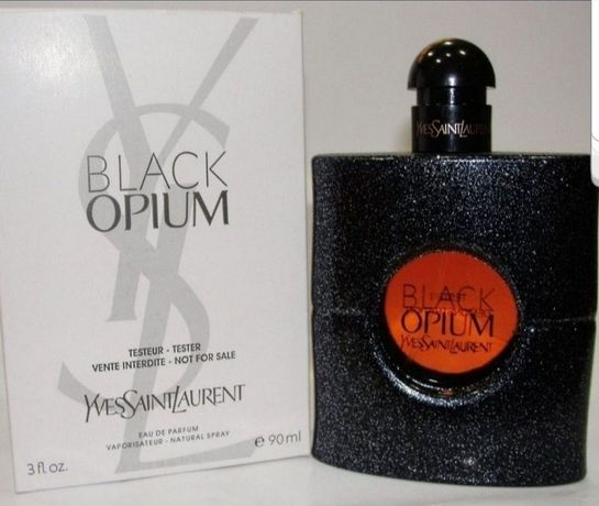 Yves Saint Laurent Black Opium 90 мл блек черный Опиум ивсен Лоран