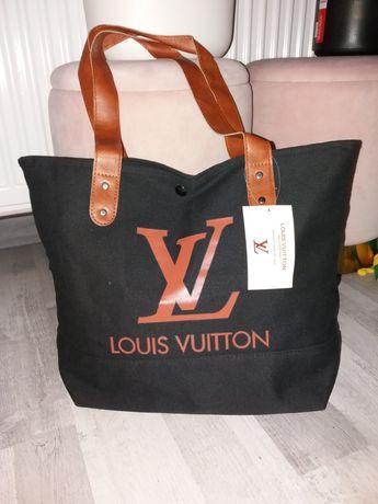 LV torba torebka shopper.  Nowa
