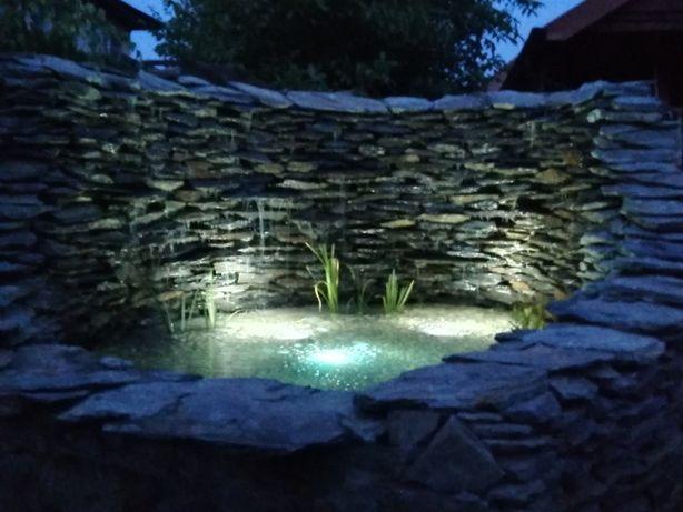 Budowa i czyszczenie oczek wodnych