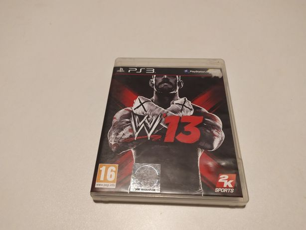 WWE 13 Gra Playstation 3 PS3 gra Wrestling