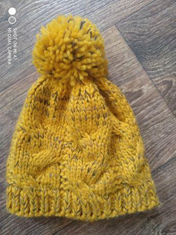 Демисезонная шапка OVS (Италия) шапочка для девочки на 3-6 лет. Донецк