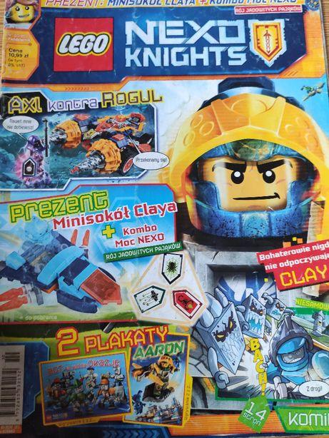 Gazeta Nexo Knights