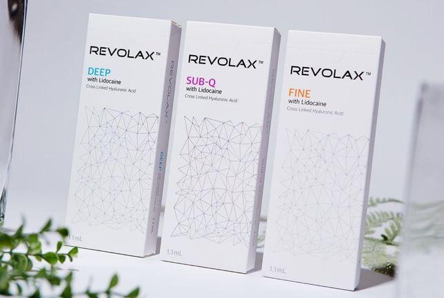 Vende-se Revolax seringas de 1.1 ml