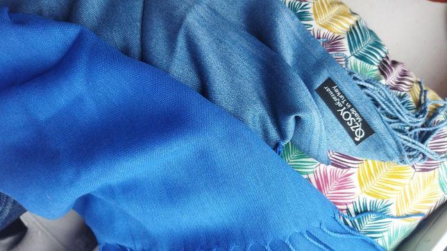 Красиві шарфи. Два кольори. Якісний і яскравий