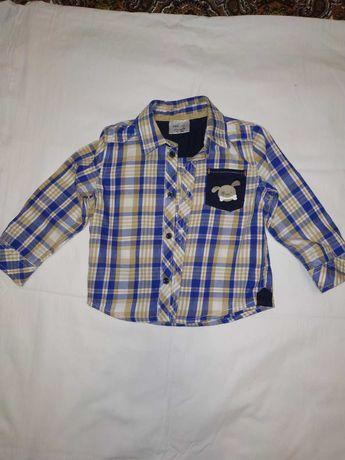 Рубашка детская GeeJay 12-18 мес.