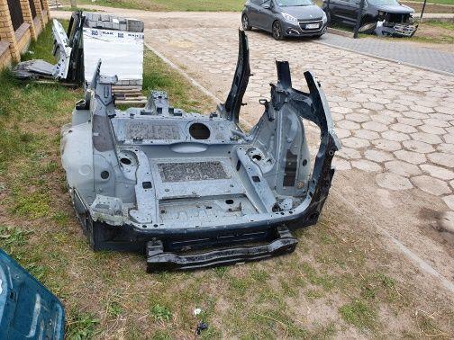 Dupa tyl wanna pas podłogą G01 BMW X3