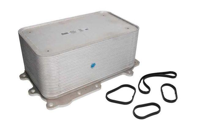 Теплообменник DAF105. Маслоохладитель даф.  1780140