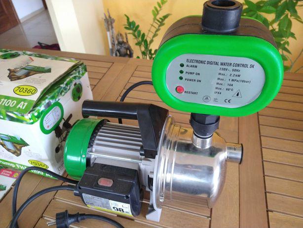 Pompa do wody ogrodowej i użytkowej Florabest FHA 1100 A1