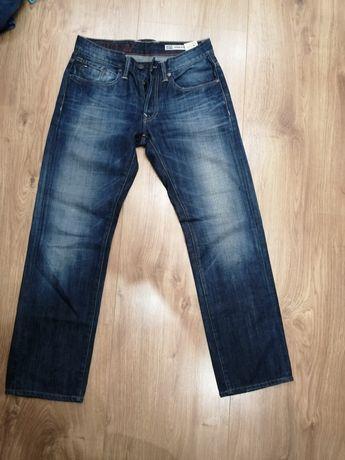 Spodnie męskie Tommy Hilfiger Rogar w rozmiarze 31/32
