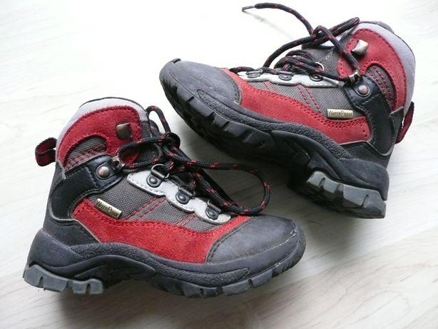 NORRONA dziecięce traperki trekingowe buty rozm 28