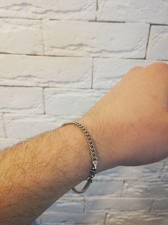 Продам мужскую цепочку и браслет