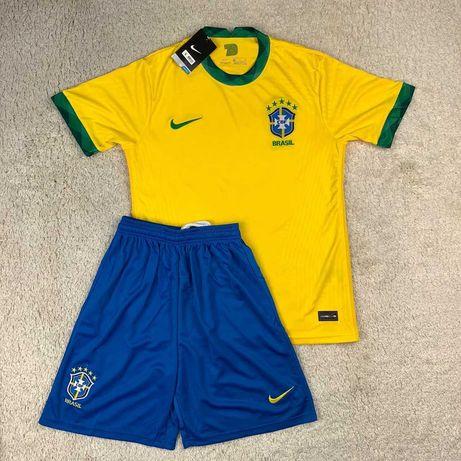 Футбольная форма Сборная Бразилии Brazil Аргентина Argentina
