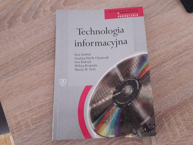 Technologia informacyjna, podręcznik E. Gurbiel