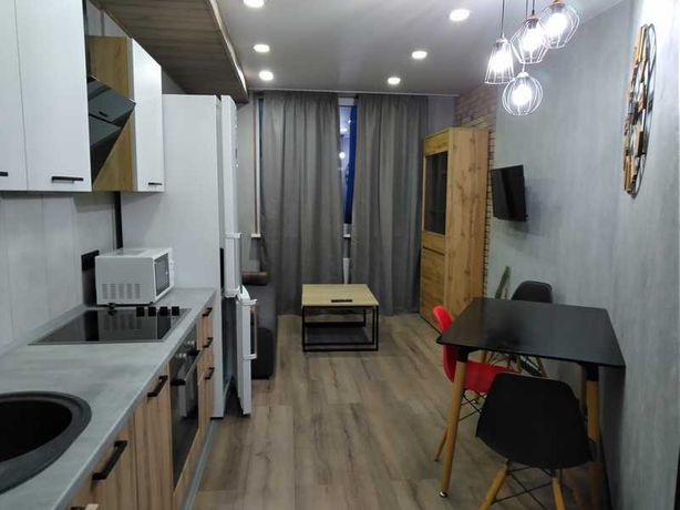 1-комнатная современная квартира в новом доме
