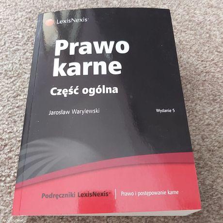 Prawo karne Jarosław Warylewski