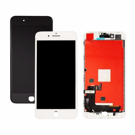 Visor iPhone 8 Plus Display Screen LCD + Touch Screen + Frame