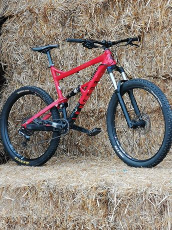 Bicicleta de trail calibre bossnut 2018