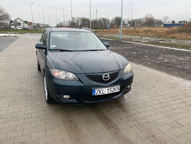 Mazda 3 klimatyzacja prywatny właściciel