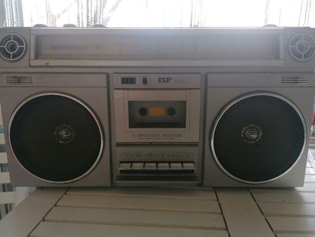 Radiomagnetofon ISP