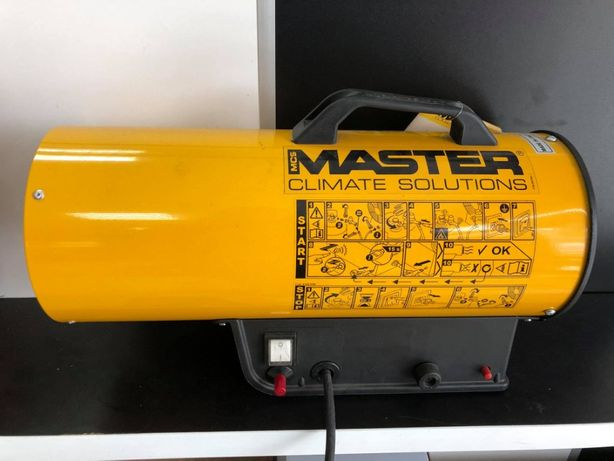 Nagrzewnica gazowa MASTER BLP 17 M