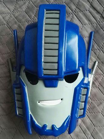 Maska Optimus Prime przebranie Transformers