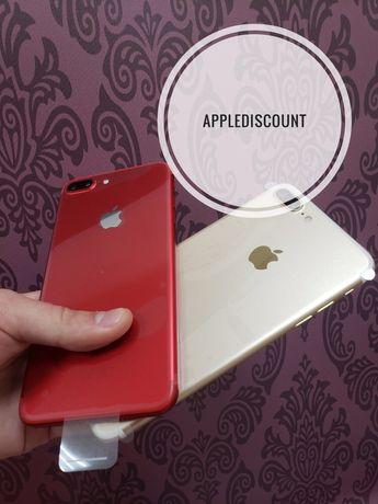 ••КИЕВ• iPhone 7+ Plus 32 gb• 128•СУПЕР ЦЕНА• BLACK GOLD RED Rose
