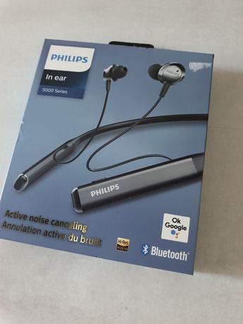 Sprzedam słuchawki bezprzewodowe philips performence TAPN 505 BK/00