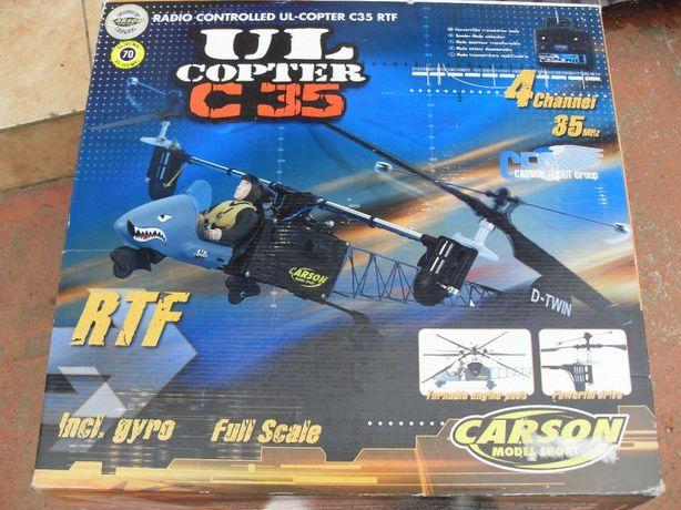 Carson Ul COPTER C35 Model Zdalnie Sterowany RC
