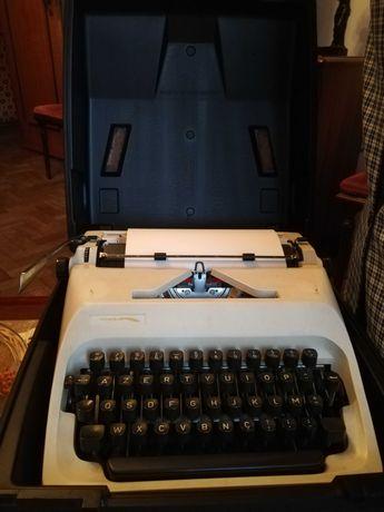 Maquina de escrever Adler