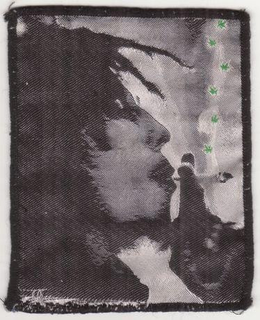 Remendos Bordados - Bob Marley, Indians, Sex Pistols