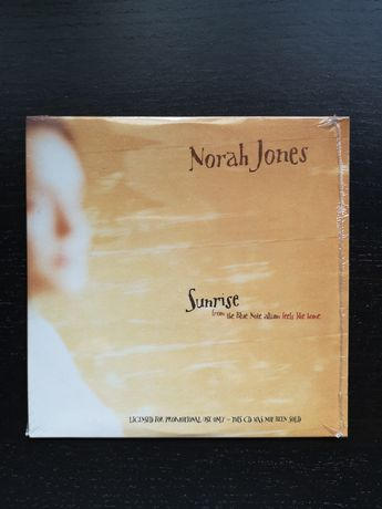 Norah Jones [Single Colecionador] Sunrise
