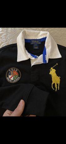 RL Polo с длинными рукавами для мальчика 4 лет