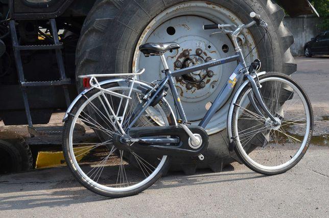 Городской велосипед Batavus Twister на планетарной Sram T3, размер S