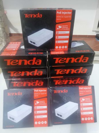 PoE Injector Tenda - Novos/selados