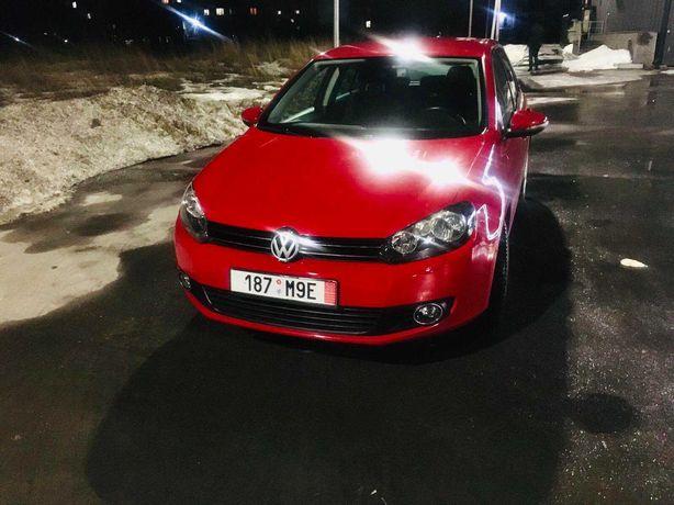 Автомобіль Volksvagen Golf 6