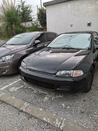 Honda civic coupe ej2