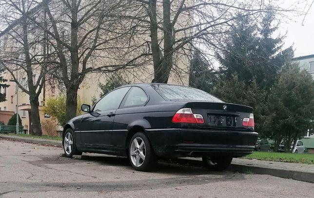 BMW 1.8 M43 +LPG na części