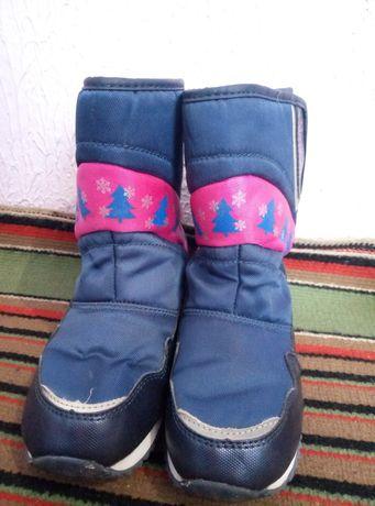 Зимові сапожки Tom.m 32р