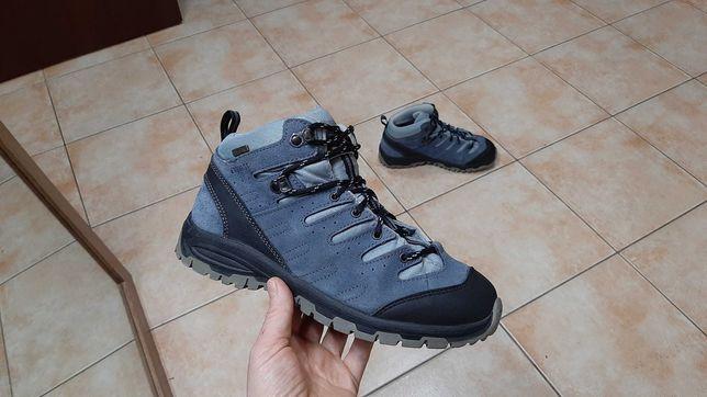 38р,24,5см,Трекинговые замшевые кроссовки,ботинки Everest (Эверест)