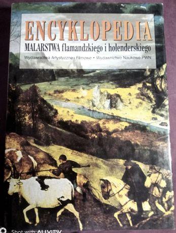 Encyklopedia malarstwa flamandzkiego i holenderskiego R. Genaille