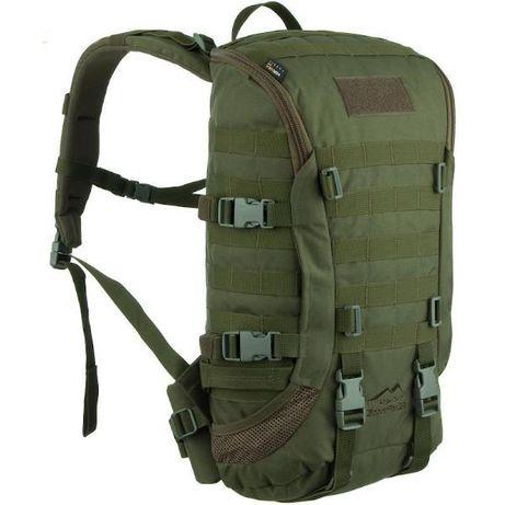 MILITARIALODZ.PL Plecak wojskowy taktyczny Zipper Fox 25 Olive WISPORT