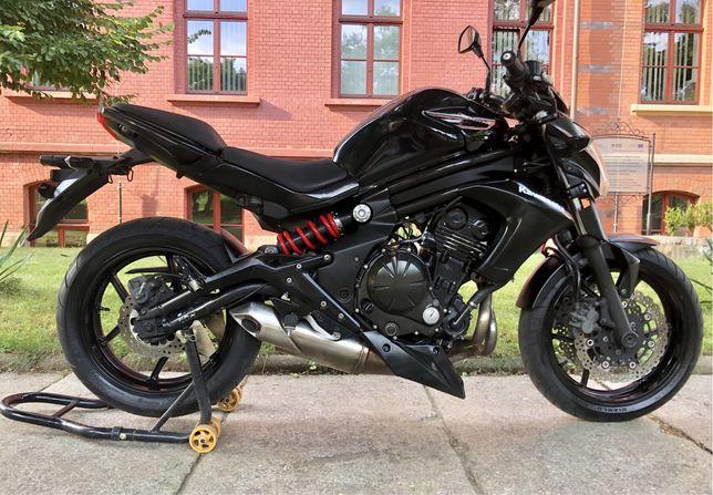 Kawasaki ER6N ER6 2013 A2 35kw ABS