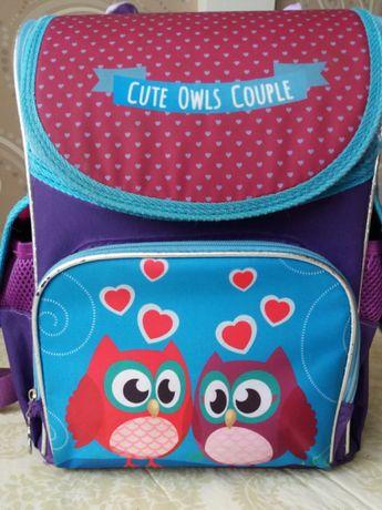 Шкільний рюкзак школьный портфель