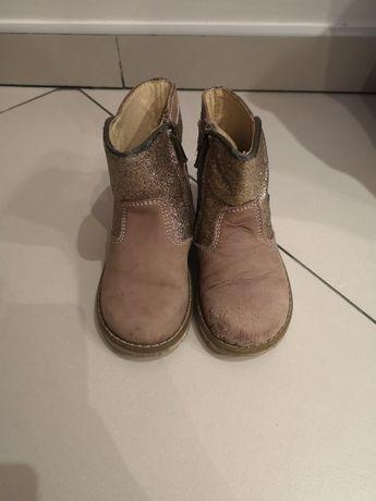 Kozaki botki buciki jesienne zimowe primigi rozmiar 21