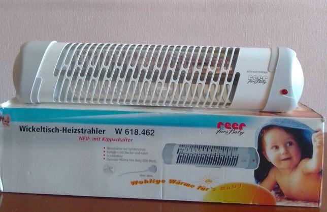 Настенный обогреватель для пеленального столика или комнаты, Германия