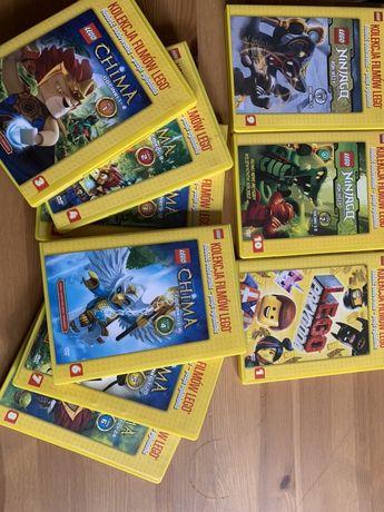 Lego kolekcja filmów