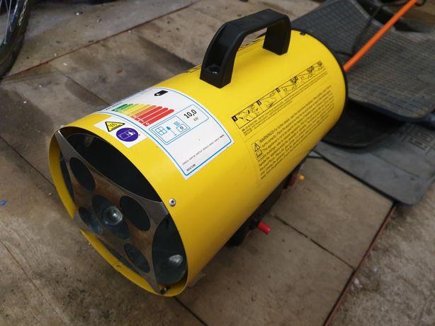 Nagrzewnica gazowa 10 kW dmuchawa