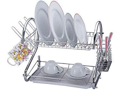 Новая сушка,сушилка для посуды 53x24x39 см Empire настольная