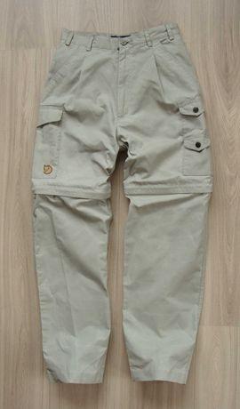 fjallraven spodnie damskie trekkingowe G-1000 (2in1) 36 Pas do 70