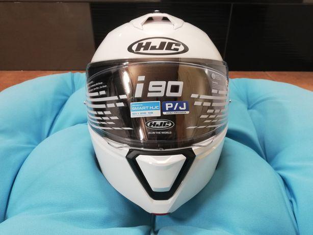 Kaski motocyklowe HJC z intercom-em